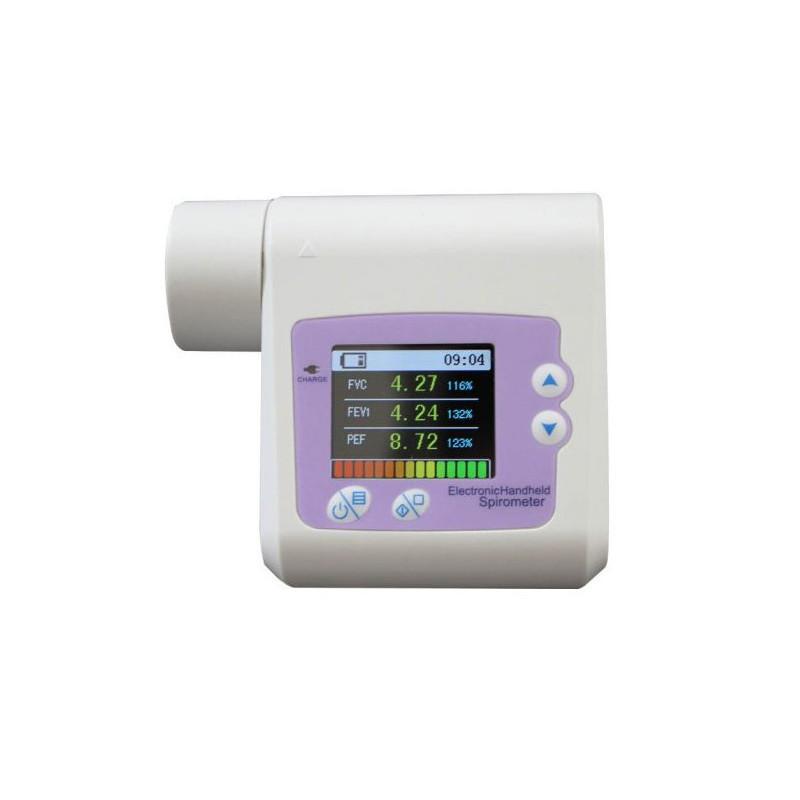 Espirómetro SP10 con Software