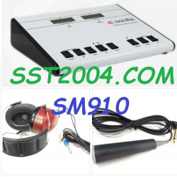 Audiometro vía aérea Ocilla SM910 SST2004
